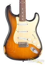 "Nash S-57 ""59 Build"" 2 Tone Burst Electric Guitar #NG-3308"