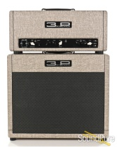 3rd Power Dual Citizen Amp Head & 1x12 Cab - Fawn