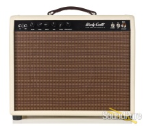 3rd Power Wooly Coats Spanky MKII Vanilla/Oxblood Combo Amp