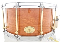 Noble & Cooley 7x14 SS Classic Cherry Snare Drum-Natural