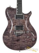 Germann Guitars Custom Electric Trans Black - Used
