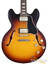 Gibson Memphis 1963 ES-335 Historic Burst #61154 - Used