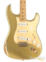 Fender LTD 50th Anniversary '56 Start Relic Gold #R23368