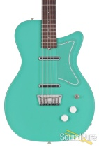 Jerry Jones Baritone Turquoise Electric #3758 - Used