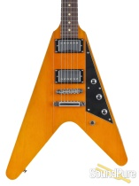 Reverend Volcano HB Orange Electric Guitar #08031 - Used