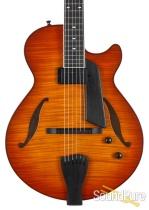 Sadowsky SS-15 Violin Burst Archtop #A1614