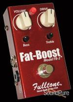 Fulltone Fat-Boost FB2  Pedal