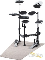 Roland TD-4KP V-Drums Electronic Drum Set *Free Throne/Pedal