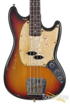 Fender 1972 Vintage Mustang Bass #325673 - Used
