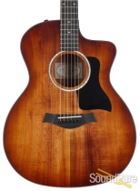 Taylor 224CE-K DLX Acoustic #2111106444 - Used