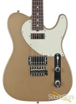 Michael Tuttle Tuned ST Shoreline Gold Electric #483