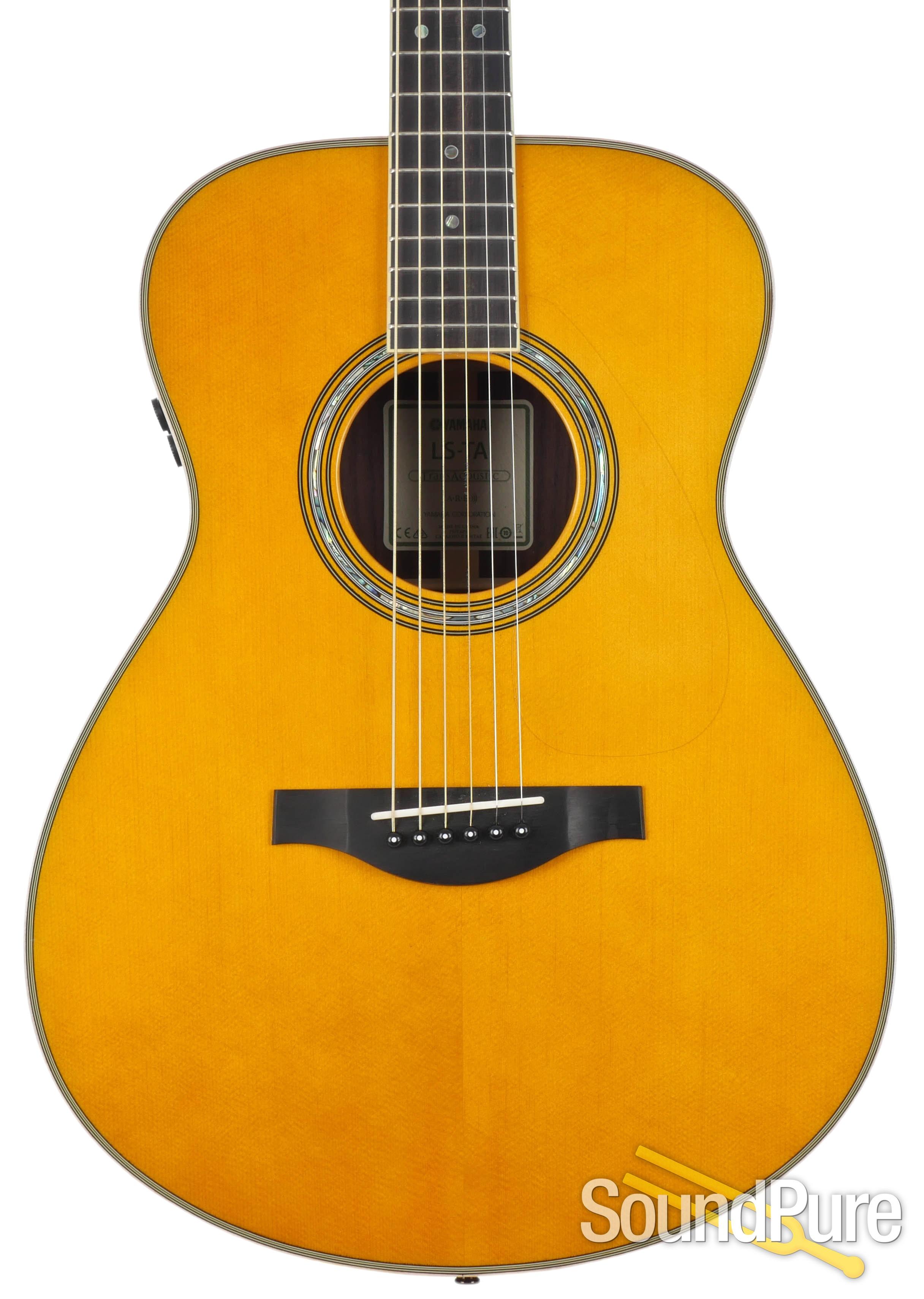 Yamaha ls ta acoustic guitar hm0220175 used for Yamaha ls ta