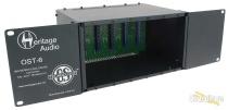 Heritage Audio OST-6 - 6 Slot 500-Series Rack