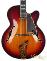 D'Angelico NYL-2 Custom Sunburst Archtop #9910311 - Used