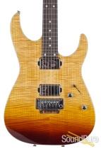 Anderson Angel Tobacco Surf w/Binding Guitar 06-27-17N -Used