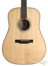 Morgan Guitars DM Mahogany Dreadnought #2450 - Used