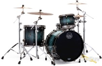 Mapex 3pc Saturn V MH Exotic Rock Shell Pack Deep Water