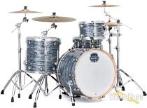 "Mapex 3pc Saturn V Tour 22"" Drum Set - Black Strata Pearl"