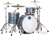 "Mapex 3pc Saturn V Tour 24"" Drum Set - Black Strata Pearl"