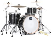 "Mapex 3pc Saturn V Tour 24"" Drum Set - Black Pearl"