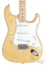 Fender MIJ Vintage '72 Strat Natural #T029777 - Used