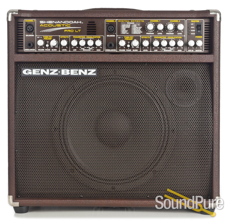 Genz Benz Shenandoah Pro Lt Acoustic Amp Used Soundpure Com
