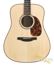 Boucher Bluegrass Goose Adirondack/Mahogany Dreadnought