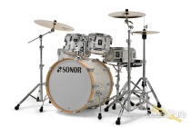 Sonor 5pc AQ2 Stage Drum Set - White Marine Pearl