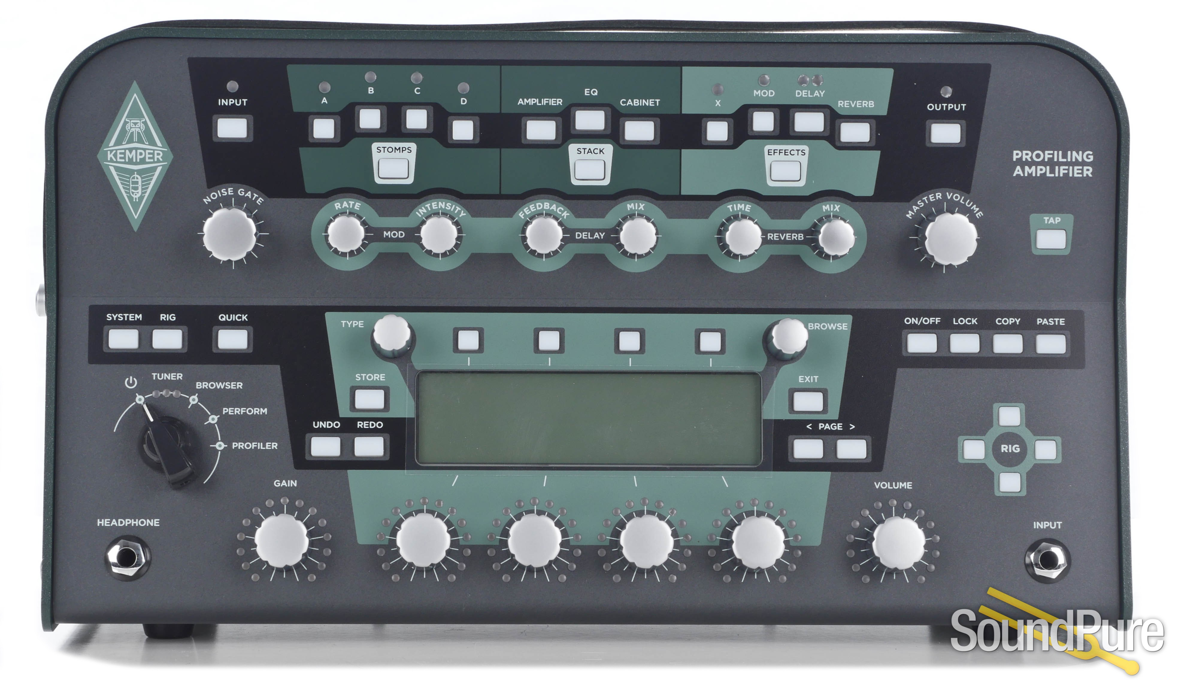 Kemper Profiler PowerHead Profiling Amplifier - Used