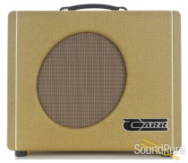 Carr Amplifiers Mercury V 16W 1x12 Combo Amp, Tweed