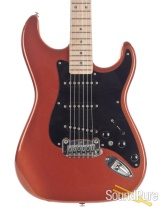 G&L S-500 Spanish Copper Metallic Electric #CLF070361 - Used