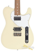 Suhr Classic T Vintage White Electric #29573 - Used