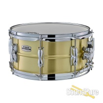 Yamaha 6.5x13 Recording Custom Snare Drum - Brass