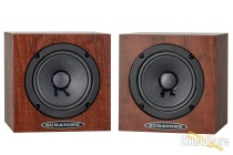 Auratone 5C Super Sound Cube (Pair) Mahogany Wood grain