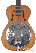 M.J. Franks Sinker Mahogany Resonator Guitar #18-254R