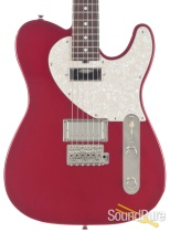 Michael Tuttle Tuned ST Candy Apple Red Electric #484