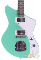 Eastwood Senn Model One Baritone Seafoam Green Electric
