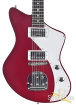 Eastwood Senn Model One Metallic Red Electric #1701629