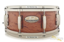 Pearl 5.5x14 Masters Limited Edition Bubinga Snare Drum