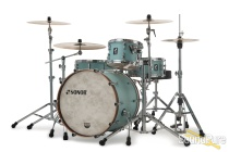 Sonor 3pc SQ1 322 Drum Set - Cruiser Blue