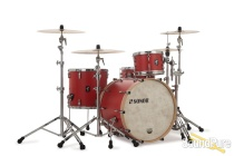 Sonor 3pc SQ1 322 Drum Set - Hot Rod Red