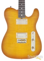 Michael Tuttle Tuned T Ice Tea Burst Electric #500-E