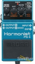 Boss PS-6 Harmonist Effect Pedal