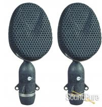Coles 4038 Factory Matched Pair Ribbon Microphones