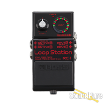 Boss RC-1-BK Loop Station Effect Pedal