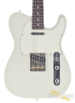 Suhr Classic T Pro Olympic White Electric #JS7L2N