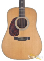 Martin 2002 D-41 Left Handed Acoustic #862029 - Used