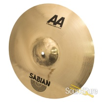 "Sabian 16"" AA X-Plosion Crash Cymbal-Brilliant Demo/Open Box"