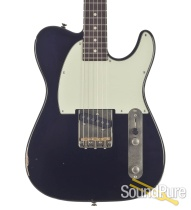 Anderson T Icon Black In-Distress Electric #07-01-18A