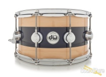 DW 7x14 Collector's Reverse Edge Maple Snare Drum